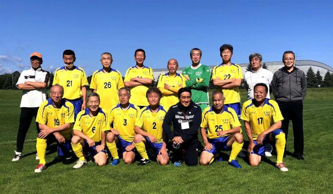 とかち六十雀A3位 PK戦で惜しくも全国逃す 全道シニア60サッカー大会