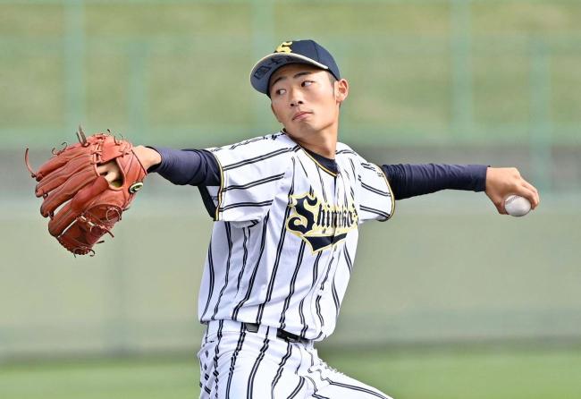 白樺学園、序盤の大量失点響き敗退 1-6東海大札幌 秋季道高校野球大会