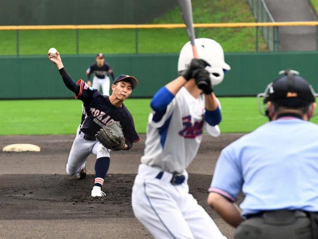 とかち帯広初戦突破 札幌西に1-0サヨナラ勝利 リトルシニア全道新人戦