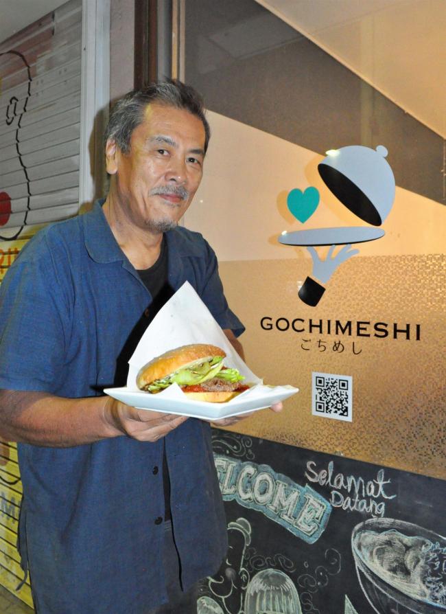 「ごちめし」テークアウト専門店としてリニューアル 十勝産ハンバーガー提供