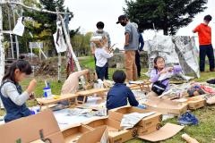 独創的な遊び場が作られた十勝ドリームマップ会議