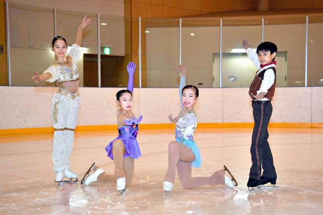 フィギュアスケート岩﨑、横内、佐々木、松本全日本大会へ 東北・道大会で上位躍進