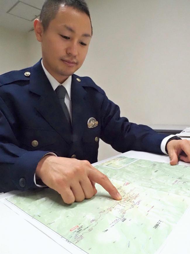 ニペソツ山、20時間の救出劇 救助隊員が明かす