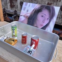 """峠の茶屋の""""看板娘"""""""