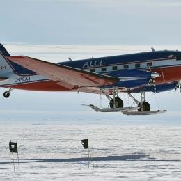 ドロムランの航空機