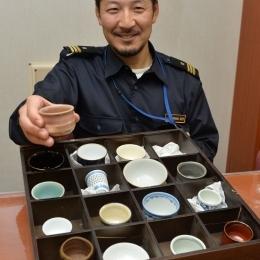 自衛官の奥村武士さん(48)