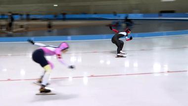 連盟 帯広 スケート