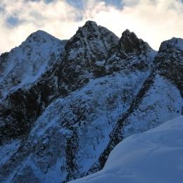 ニペソツ山